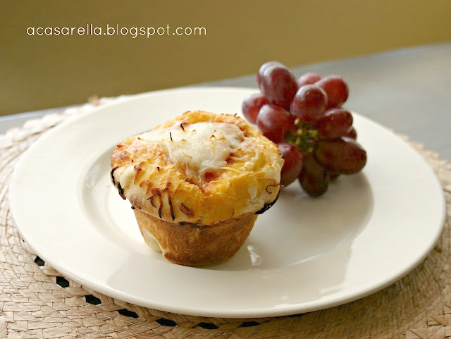 Pizza Muffin 2.1