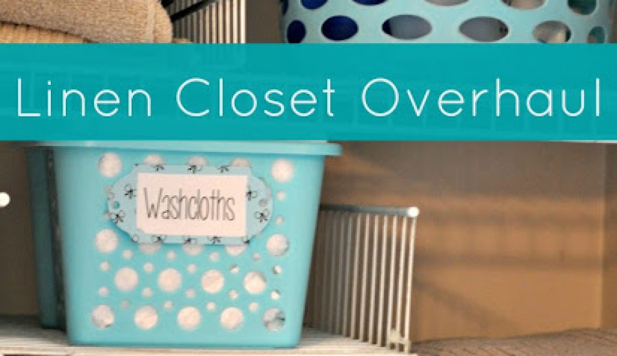 My Life is Embarrassing: The Linen Closet