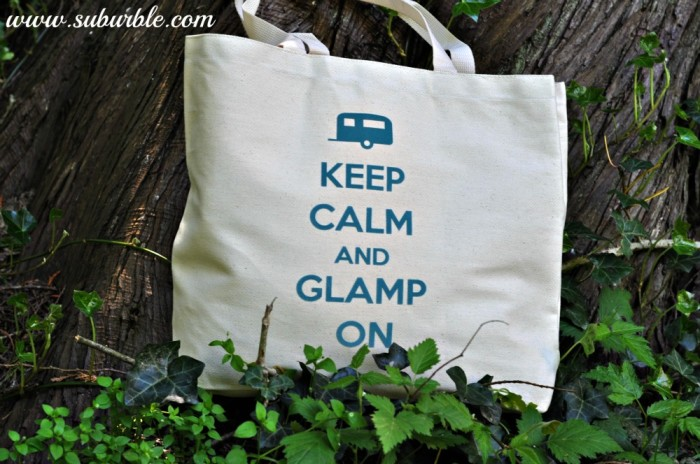 A Glamping Bag to help you keep your cool!