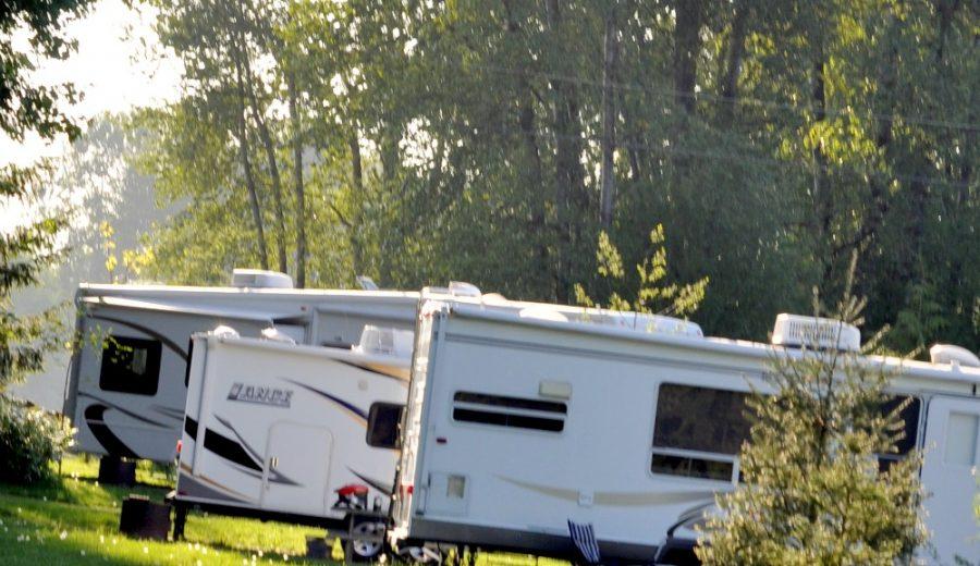 We came. We saw. We camped.