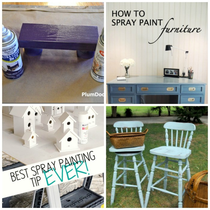 Spray Painting Tip Roundup