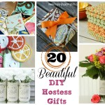 20 Beautiful DIY Hostess Gifts