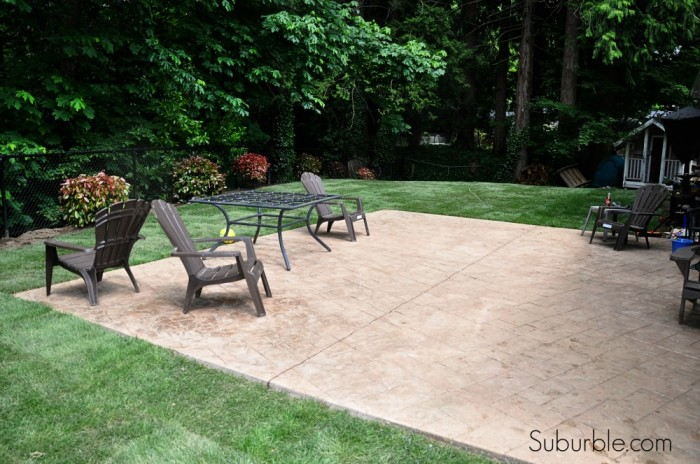 Evolution of a backyard 3 - Suburble