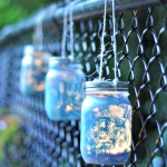 Crafty Kids: DIY Mason Jar Lanterns