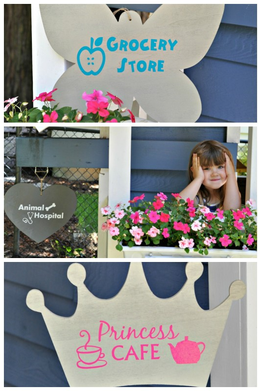 Playhouse Signs -3- Suburble