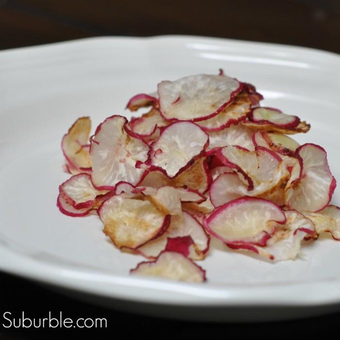Radish Chips 4 - Suburble