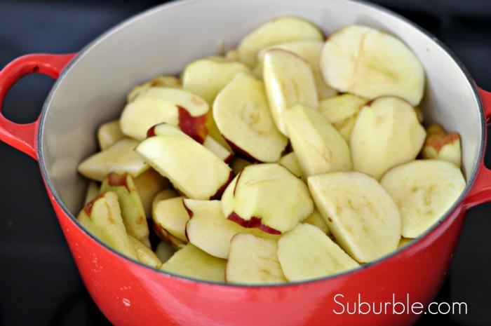 Applesauce 3 - Suburble