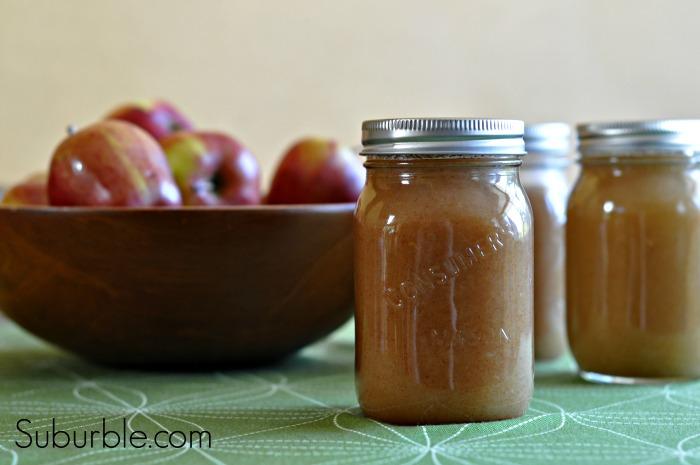 Applesauce 8 - Suburble