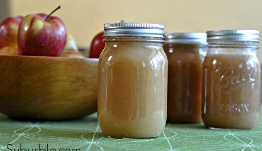 Freezer Applesauce: Simple and Sweet!