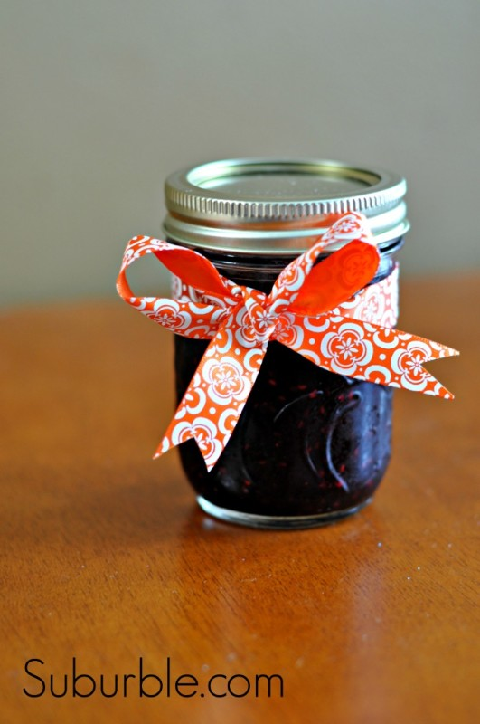 Blueberry Raspberry Jam 8 - Suburble