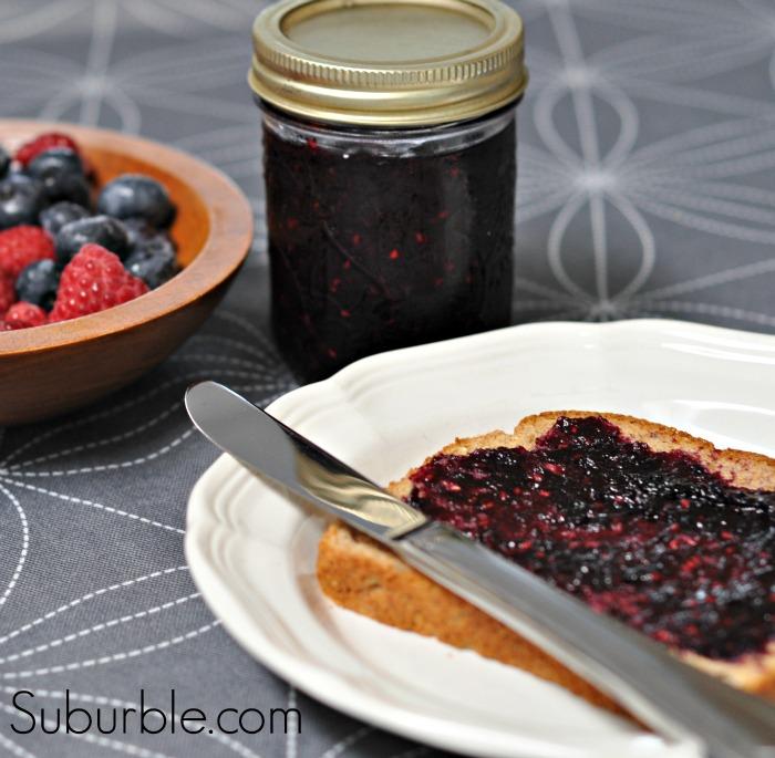 Blueberry Raspberry Jame 9 - Suburble