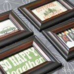 Glamping Style: Simple Art for the Camping Trailer