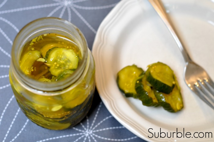 Homemade Pickles 4 - Suburble