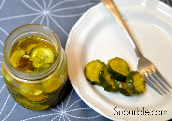Homemade Pickles 5 - Suburble