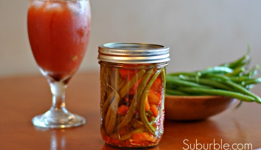 Pickled Beans, Please!