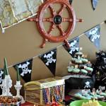 Yarrrr….. It's a Pirate Party!