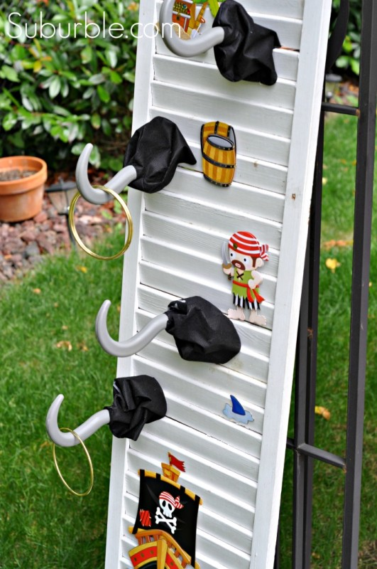 Pirate Party Ring Toss 10 - Suburble