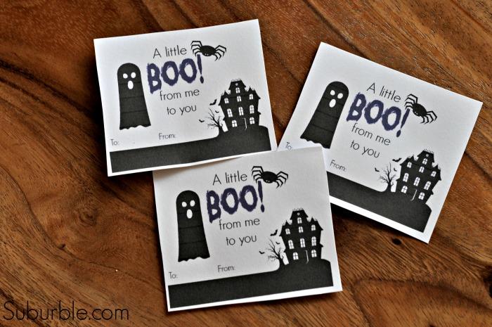 Boo Printables - Suburble.com