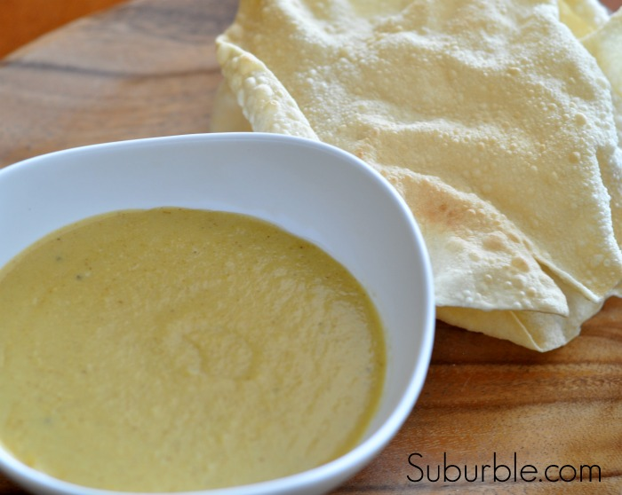 Curried Cauliflower Soup 4 - Suburble