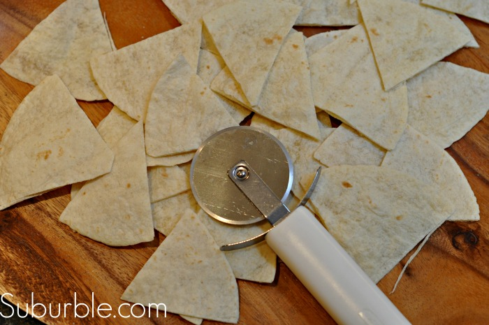 Homemade Tortilla Chips 2 - Suburble