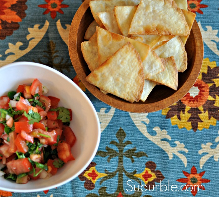 Homemade Tortilla Chips 4 - Suburble