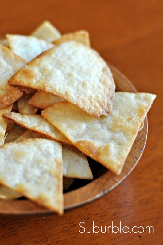 Homemade Tortilla chips 6 - Suburble