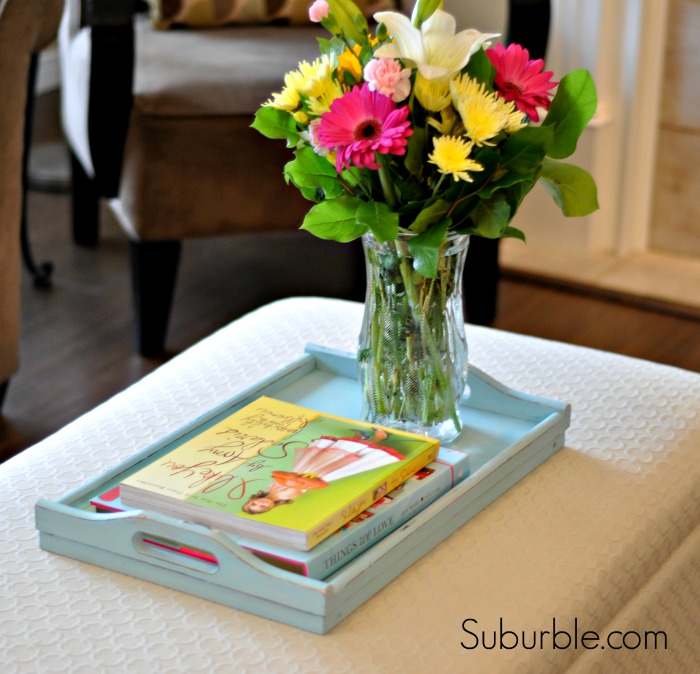 Refinished Tray 4 - Suburble