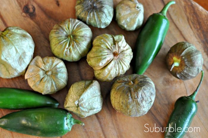 Salsa Verde - Suburble