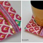 How To Make A Scented Hot Pad