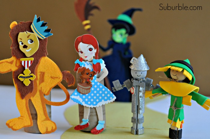 Wizard of Oz 14 - Suburble