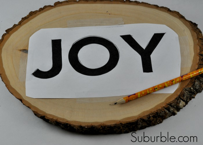 Joy String Art Tutorial 5 - Suburble