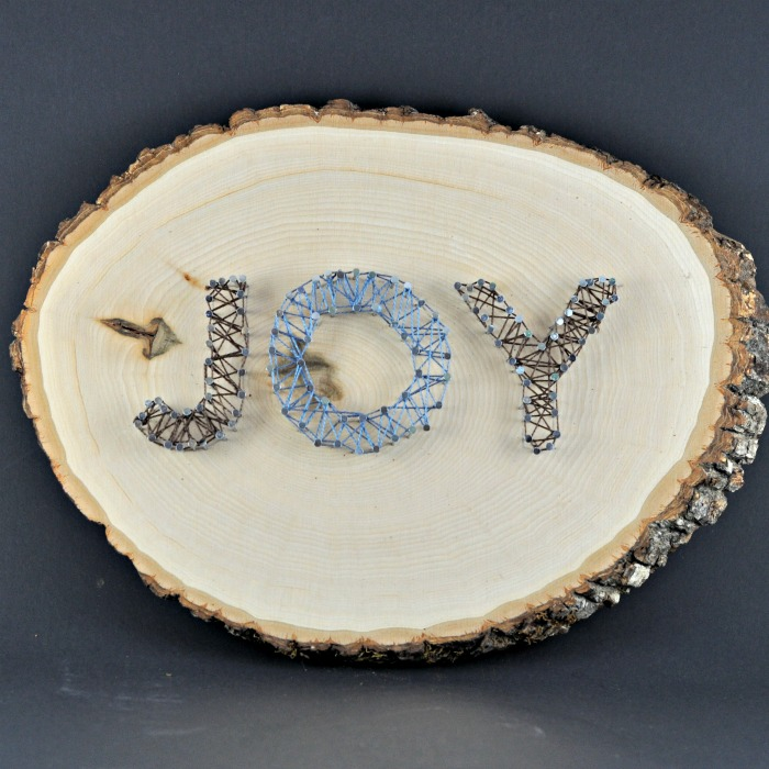 Joy String Art sq - Suburble