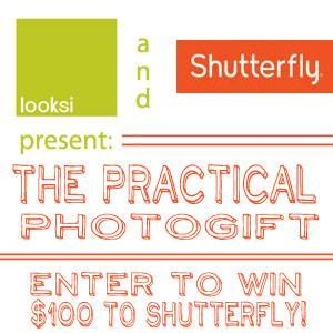 Looksi - Shutterfly Giveaway