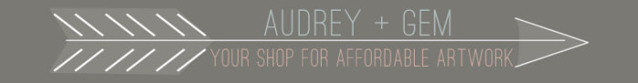 audrey and gem header