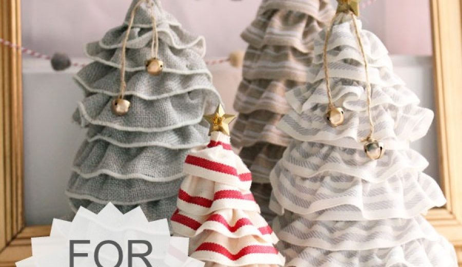 Oh, Christmas Tree: Inspiration to Start the Season