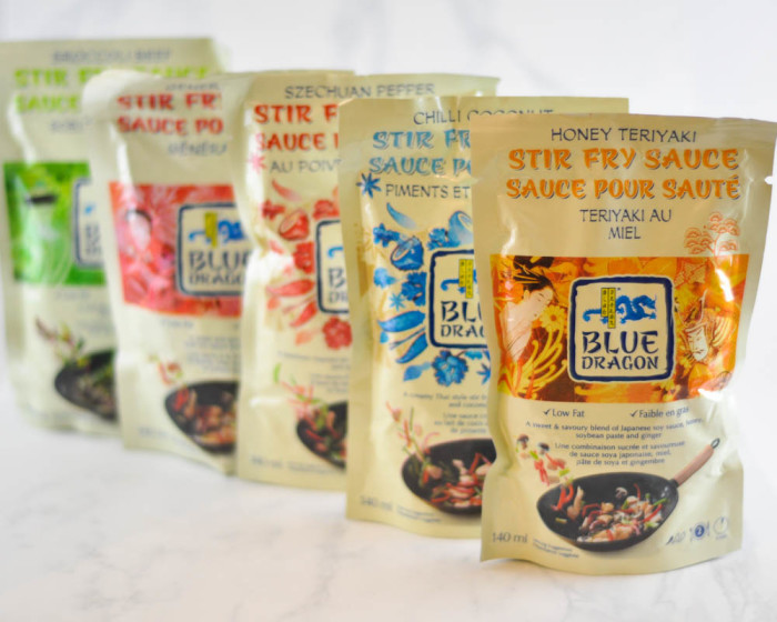 Blue Dragon Stir Fry Sauces - Suburble.com (1 of 1)