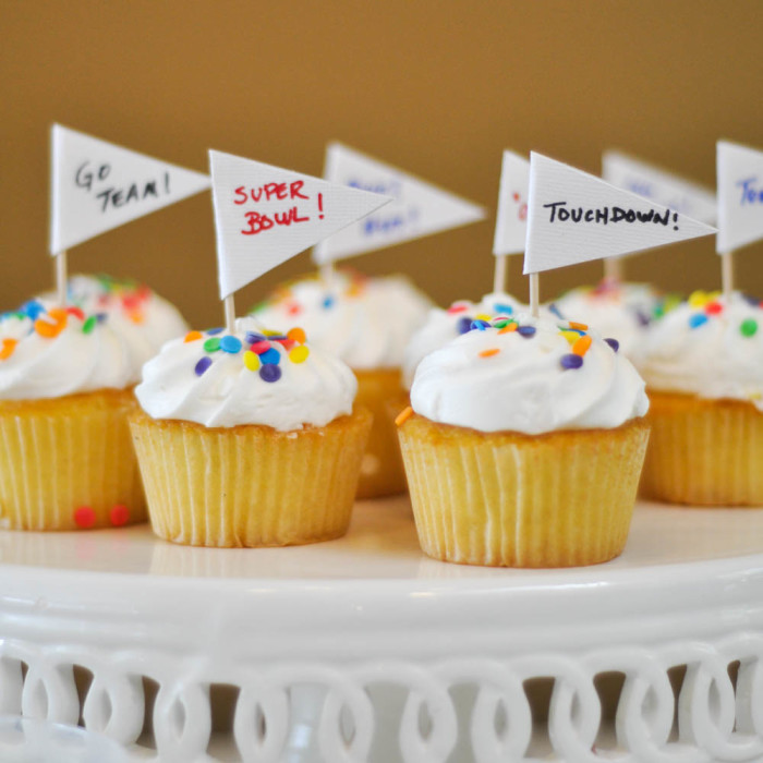 Cupcake Pennants with Sharpie- Suburble.com (1 of 1)
