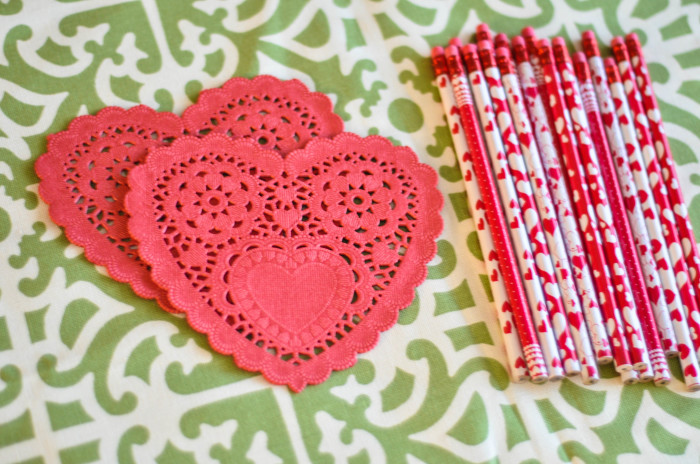 Heart Valentine Supplies - Suburble.com (1 of 1)