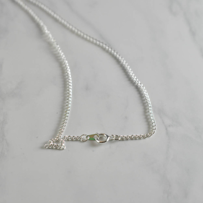 Horseshoe necklace - the clasp - Suburble.com (1 of 1)