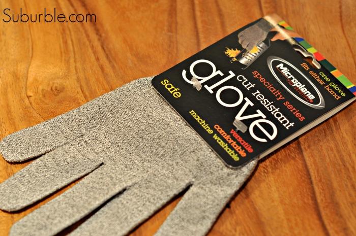 Microplane Cut Resistant Glove - Suburble.com