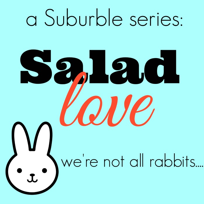 Salad Love Button