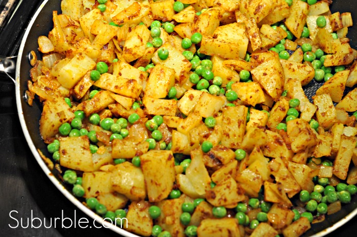 how to make vegetable samosa at home