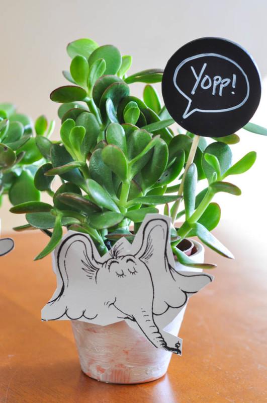 Horton Flower Pot - Yopp! - Suburble.com (1 of 1)