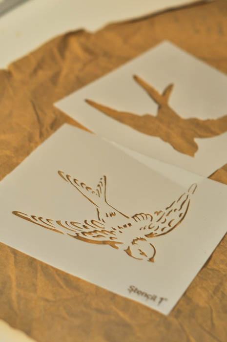 Ed Roth Bird Stencil - Suburble.com (1 of 1)