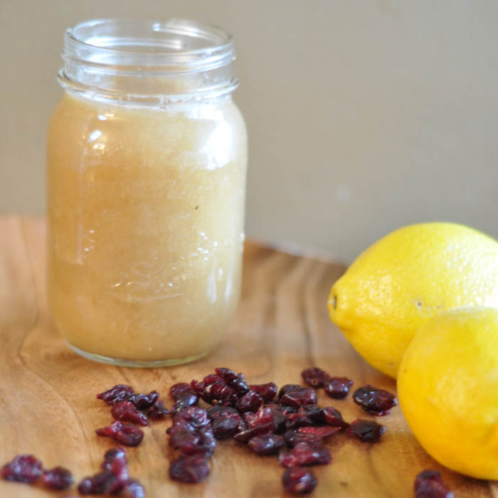 Lemon, Applesauce and Cranberries - Suburble.com (1 of 1)