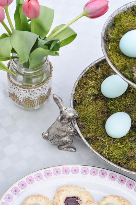 Moss and Egg PB Centerpiece - Suburble.com (1 of 1)