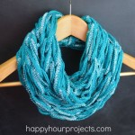 Crafty Hour – Ready to Learn How to Arm-Knit?