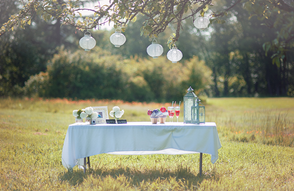 Stylish a rustic wedding - Suburble