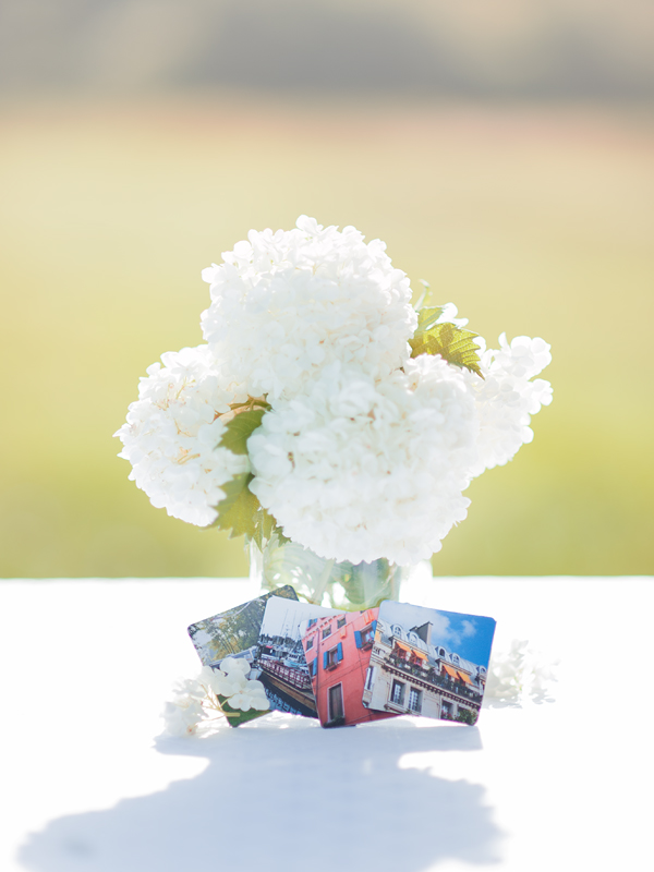 Photo magnets are a great personalized favour - Suburble.com