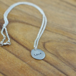 Learning New Tricks: Stamped Jewelry